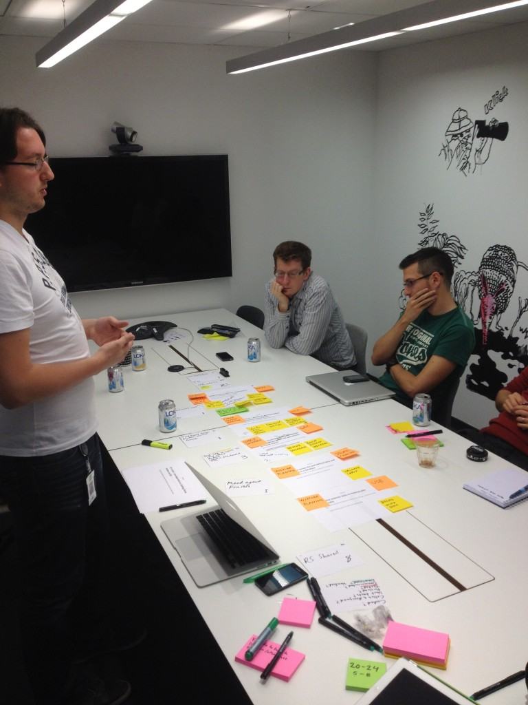 Doozer sprint planning