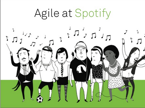 Spotify – staying lean from small start-up through rapid growth